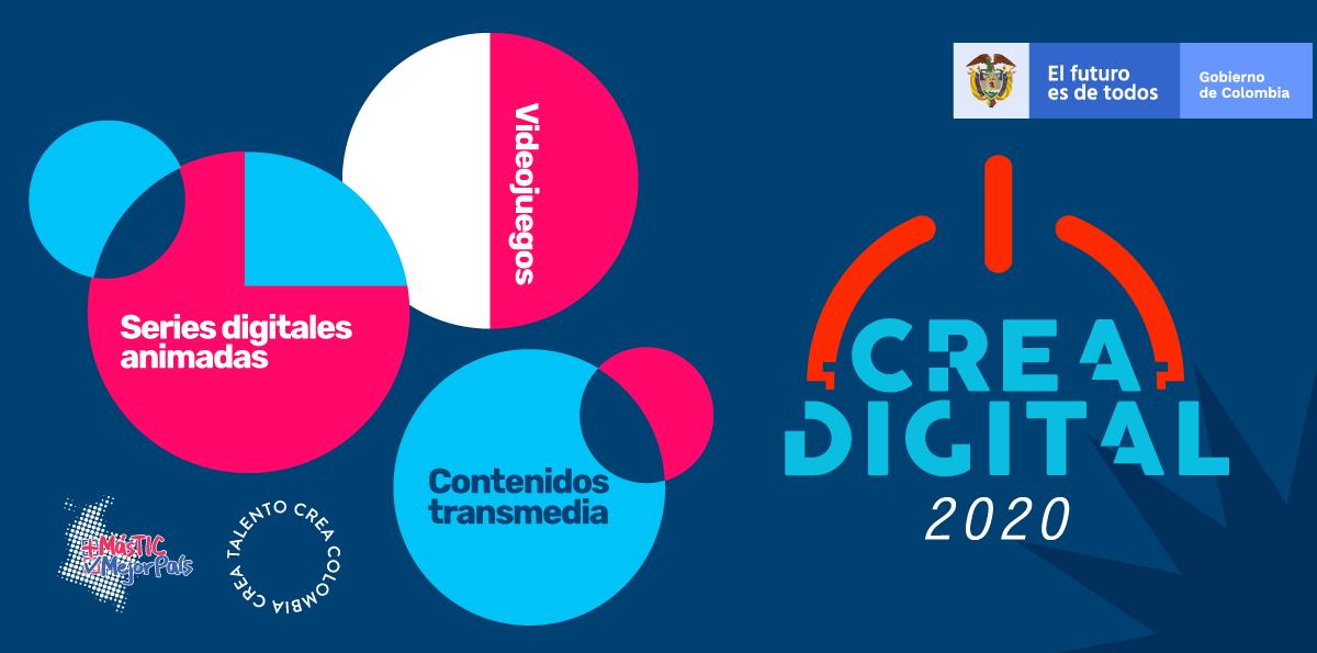 CREA DIGITAL 2020